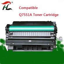 Uyumlu Toner Kartuşu Q7551A 7551 HP yedek malzemesi LaserJet M3027 M3035 MFP P3005 P3005d P3005dn yazıcılar