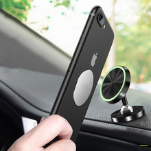 Mobile Car Phone Holder for iPhone XR XS Max Luminous Magnetic Phone Stand for Samsung S10 S9 Plus Smartphone Holder in Car GPS raxfly magnetic car phone holder for iphone xs max xr xs x 8 7 plus 6s car phone holder smartphone for samsung s10 s9 s8 plus s7