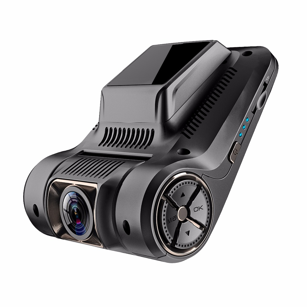 Car Dash Cam WiFi Car Camcorder Vehicle Camera HD 1080P Car DVR 170 Wide Angle Car Camera Dual Starlight Night Version 1080p 360° panorama wifi car dash camera 230° wide angle night vision wdr
