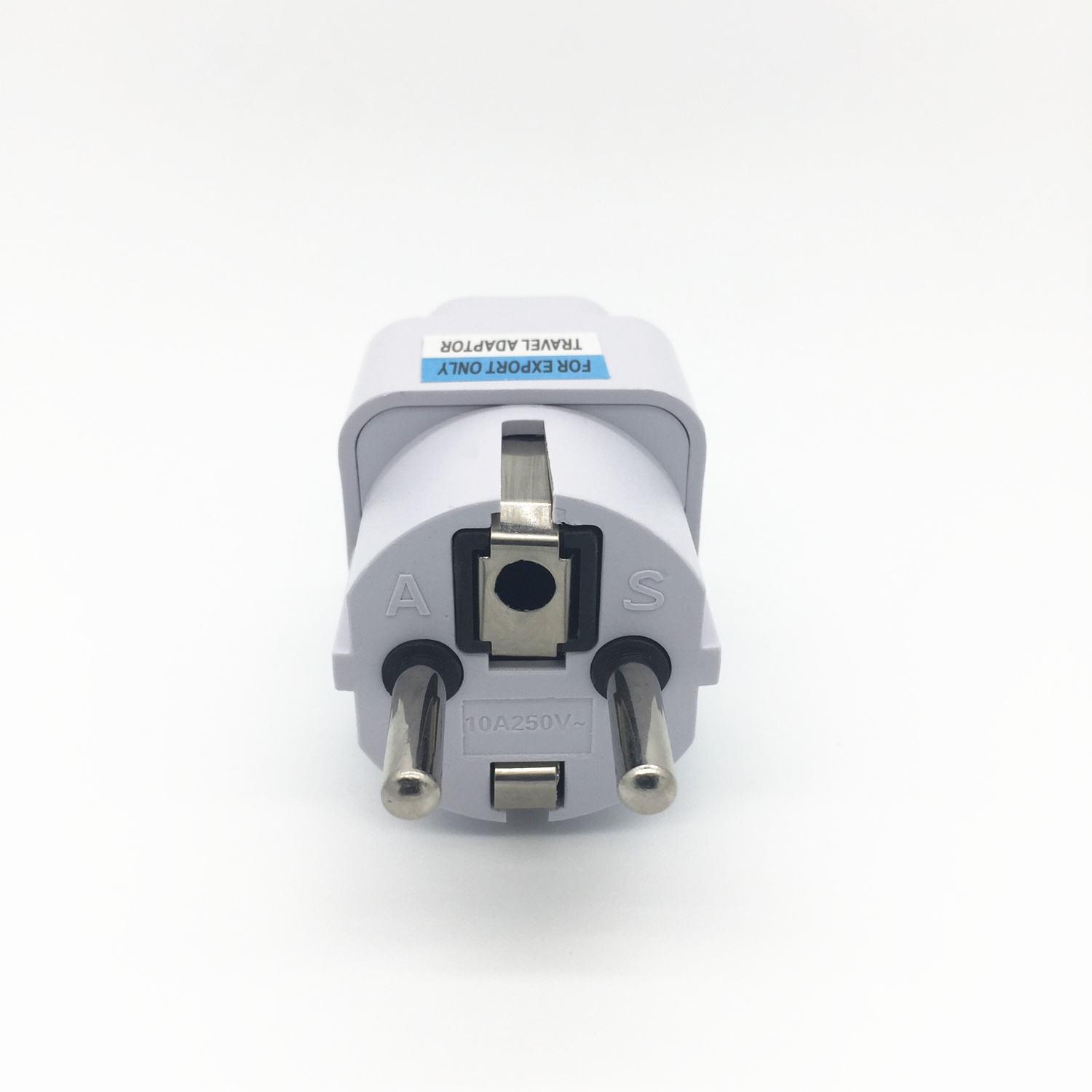 Free Shipping Universal USA UK AUS EURO To Germany France Korea Travel Adapter AC Power  Plug