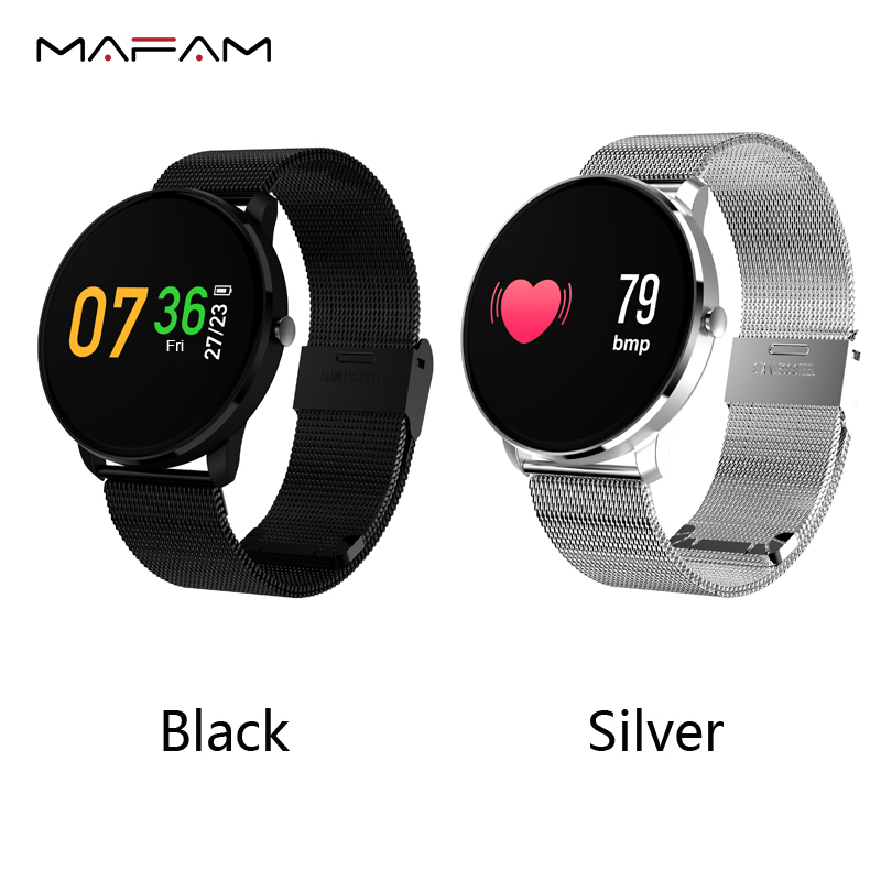 MAFAM MB6 Smart Band/Fitness Tracker/Heart Rate Monitor with Call SMS Reminder