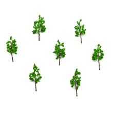лучшая цена architecture 4.3cm Model iron wire tree  sand table model material scene making model tree