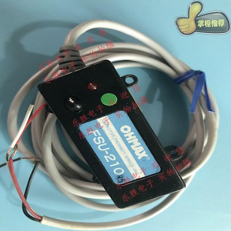 Otomobiller ve Motosikletler'ten ABS Sensörü'de Fazlı fark statik kapasite tipi FSU 210 FSU 21C FSU 207 FSU 210 S sensörü