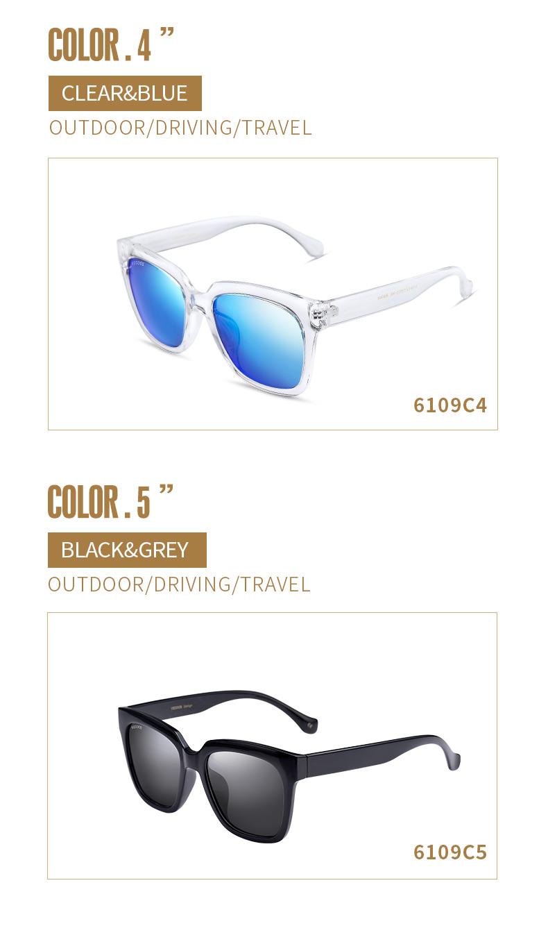 HTB1hwyTavxNTKJjy0Fjq6x6yVXaB - VEGOOS Real Polarized Sunglasses for Men and Women Sun Glasses Designer Brand Eyewear #6109