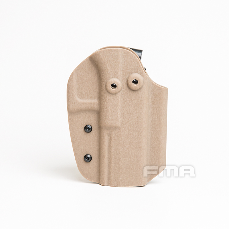 New Arrival Glock 17 Gun Holster Tactical FMA KYDEX Holster For G17 Tactical Glock Accessories Gun Case Hunting Glock Airsoft
