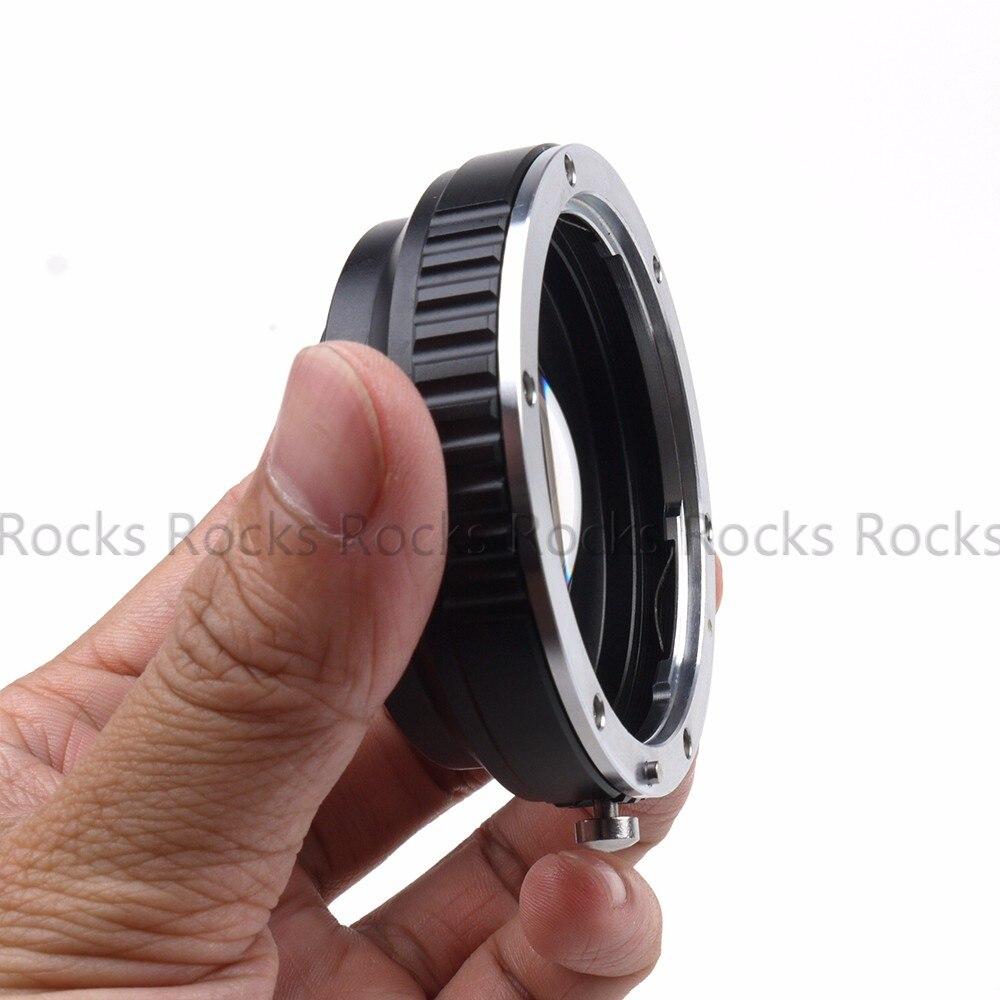 Velocidade Redutor Focal Terno Para Canon EOS