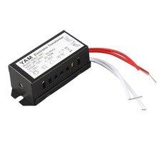 AC 220 В до 12 в 20-50 Вт светодиодный электронный трансформатор, галогенная лампа, электронный светодиодный трансформатор, источник питания