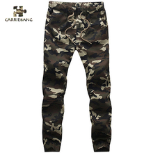 Camouflage Tactical Pants Mens Comfortable Overalls For Men Working Sweatpants Army Slim Skinny Trousers Male Military Uniform