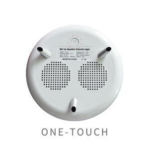 Image 4 - Bezprzewodowy głośnik Bluetooth muzułmanin koran lampka nocna Smart Touch zdalnie sterowanie światło led głośnik czytający koran Ramadan pielgrzymka prezent