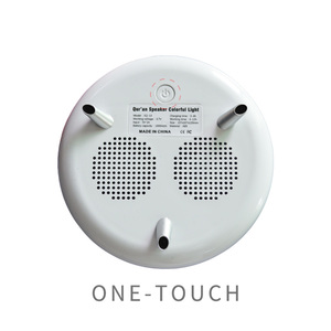 Image 4 - Wireless Bluetooth Speaker Muslim Quran Night Light Smart Touch Remote Control LED Light Quran Speaker Ramadan Pilgrimage Gift