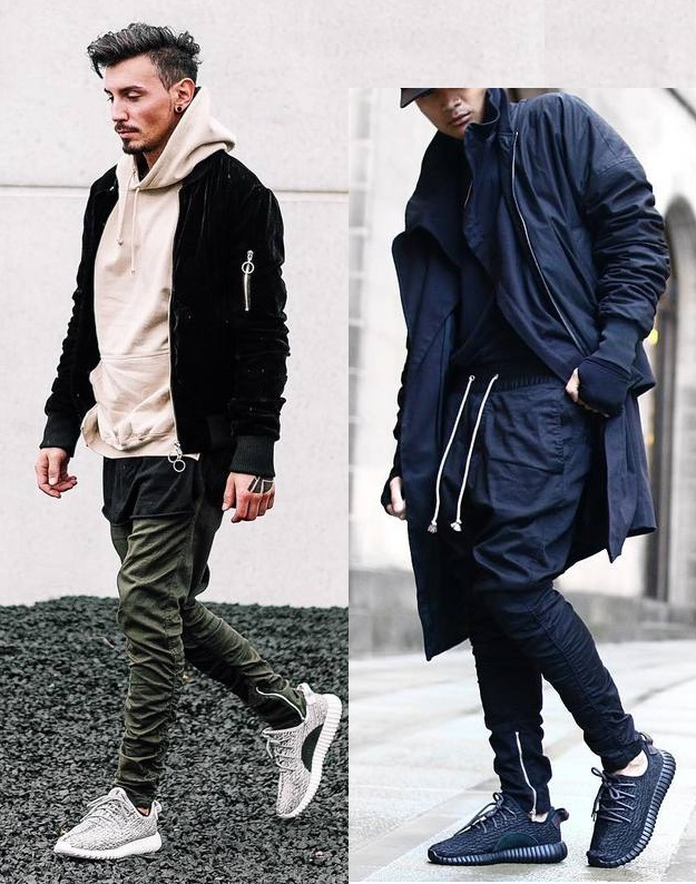 yeezy moda