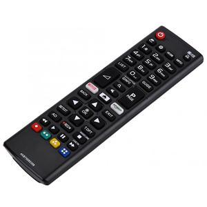 Image 2 - Mando a distancia Universal AKB75095308 para LG Smart reemplazo de TV, Protector de mando a distancia, AKB75095305, 433