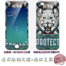 Для iphone 5s case 360 градусов защитные тпу обложка + цвет комплексная закаленное стекло case для iphone 5s 5 марка #3088