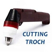 Non-touch Plasma Cutting Machine Torch Head Body P80 for Plasma Cutter CNC Plasma Cutting Machines