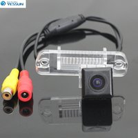 YESSUN For Mercedes Benz ML450 ML350 ML300 ML250 ML63 Rear View Camera Reversing Camera Night Vision + Waterproof