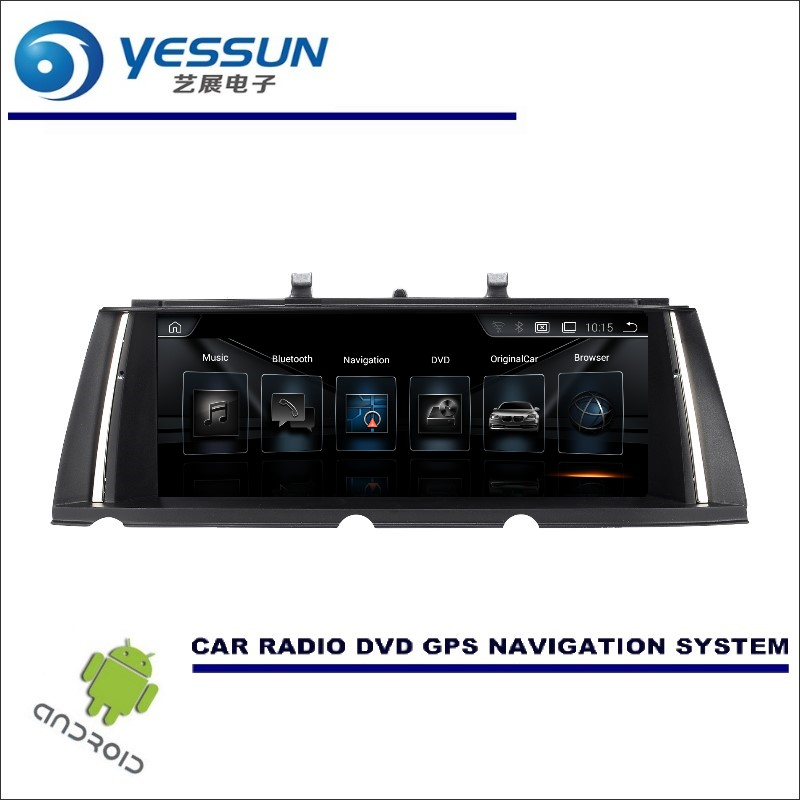 YESSUN 10 inch HD Screen For BMW 7 Series F01 F02 2009~2012 Car Stereo Audio Video Player GPS Navigation Multimedia (No CD DVD yessun car navigation gps android for jeep renegade 2016 2017 audio video hd touch screen stereo multimedia player no cd dvd