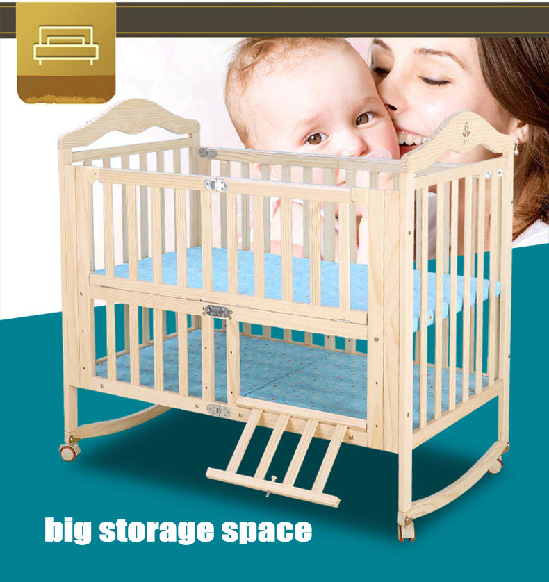 Cheap baby bed