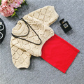 Hot Promotion Baby Girls Spring Sweaters 2017 Children 's Cute Casual Pullover Sweaters New Autumn Baby Girls Sweater For 2-8Y