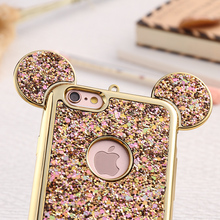 Bling Soft Case For iPhone