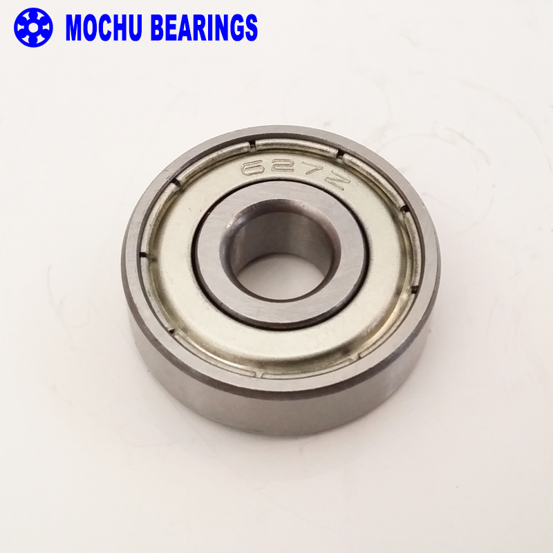 Free shipping 8pcs Bearing 627 627Z 627ZZ 7x22x7 Shielded Miniature Ball Bearings MINI Ball Bearing ABEC 3