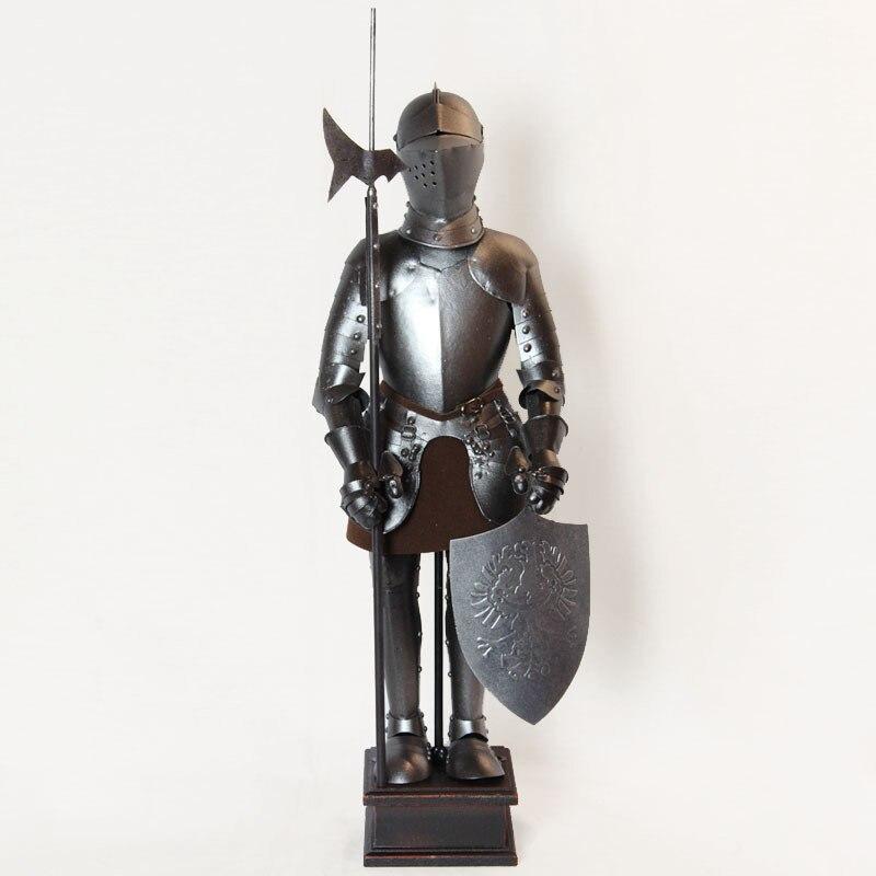 Lowe řemeslo / starožitný brnění meč model / středověký retro římský rytíř / evropský styl dekorace