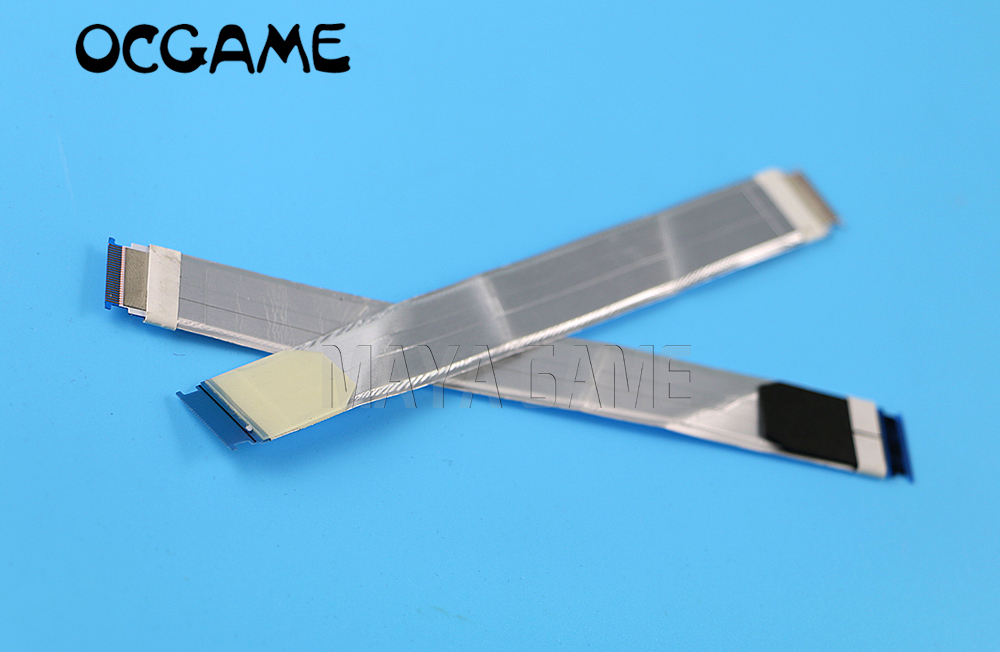 OCGAME DVD Disk Drive Ribbon Cable Flex Cable 4pin Charger Power Cable Replacement For PS4 Game Console