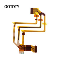 OOTDTY   Photo     Studio   kits LCD Flex Cable For Sony HC5E for HC7E for HC9E Camera Repair Parts