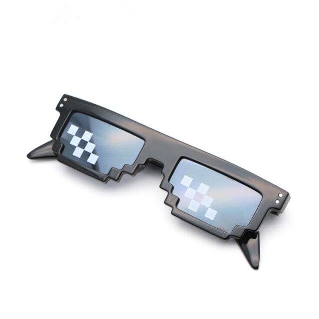 Пиксельные очки star love 2