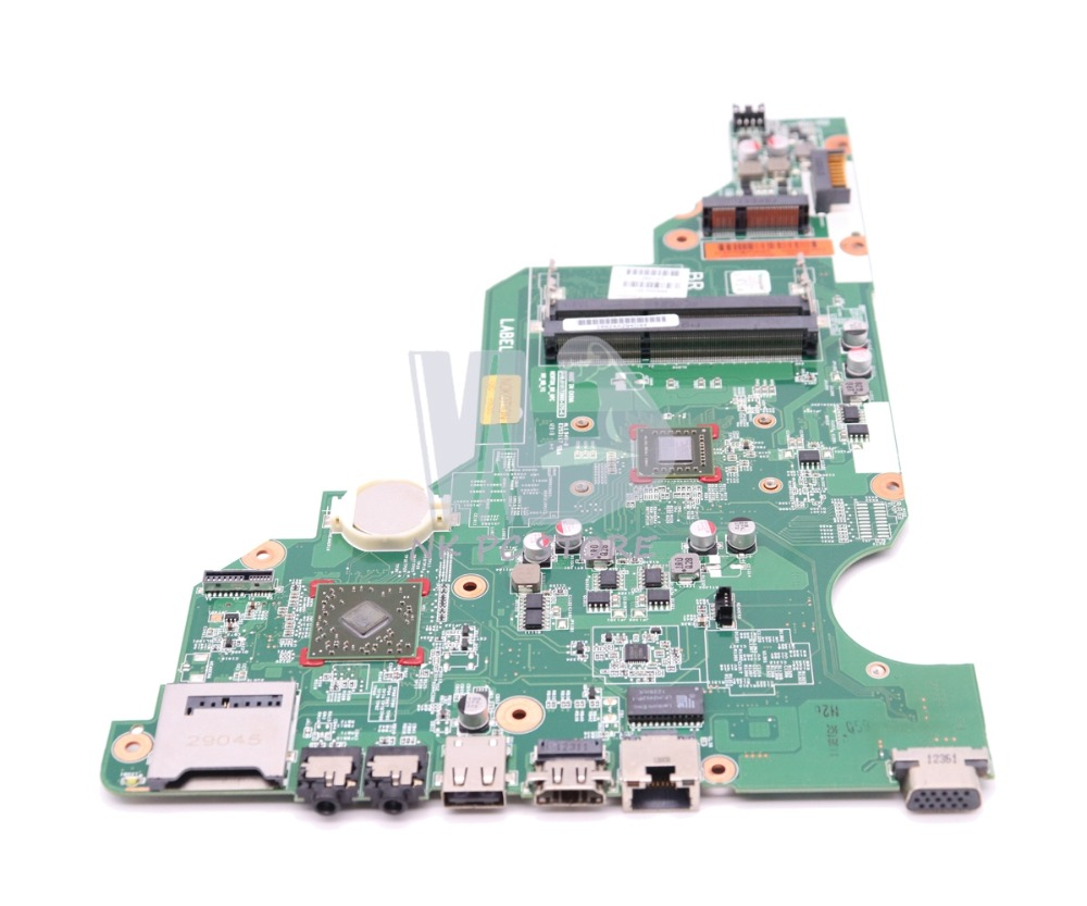 NOKOTION 688303-501 688303-001 pour carte mère d'ordinateur portable HP CQ58 2000 PN 010172W00-600-G avec processeur à bord