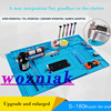 S 180radio Magnetic High Temperature Resistant Silicone Antistatic Mat Rubber Gasket Of Mobile Computer Repair
