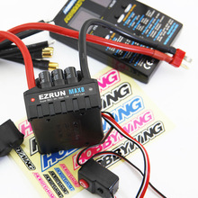 Hobbywing EZRUN Max8 V3 150A Waterproof Brushless ESC For RC 1/8 Traxxas E-REVO Traxxas Summit HPI Savage Thunder Tiger (T Plug) hilda 115mm detailers grip attachment mini electric grinder handle grips bar for dremel rotary tool