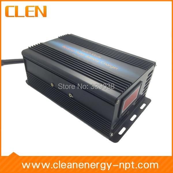 60V 5A Smart GEL/AGM/ Lead Acid Battery Charger, Car battery charger, Auto pulse desulfation charger 48v 25a high frequency lead acid battery charger negative pulse desulfation battery charger