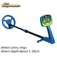 Best Price Children Treasure Hunting MD 1010 Metal Detector Factory Newest Upgrade Sensitive Metal Detector