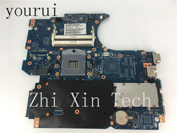 yourui 658341-001 For HP 4530s 4730s Laptop Motherboard HM65 DDR3 100% Tested Good Free shipping