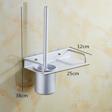 Toilet Brush and Holder,WEBI Adhesive Toilet Bowl Cleaner Holder Multipurpose Wall Mount  WC For Bathroom Storage and Organier 16 toilet bowl brush and caddy in white [set of 12]