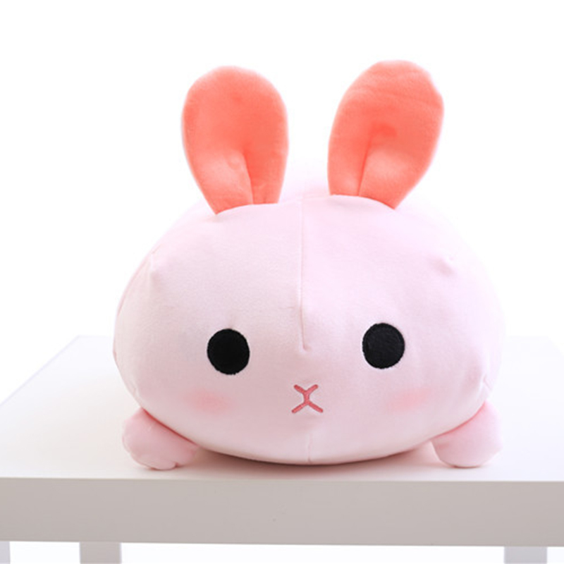50cm cute plush toy kawaii plush rabbit baby toy baby pillow rabbit doll soft children sleeping doll best children birthday gift футболка классическая printio wonders