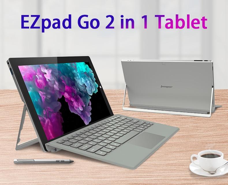 Jumper EZpad Go 2 in 1 Tablet PC 11.6 inch IPS Display windows tablet (1)