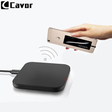 hot deal buy qi wireless charger power pad for iphone 6 s 6s plus case mobile phone accessories wireless charging receiver for iphone6s plus