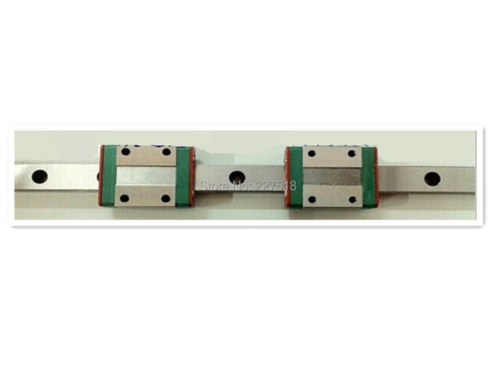 1pcs MGN12  L550mm linear rail  + 2pcs MGN12C 1pcs mgn12 l150mm linear rail 1pcs mgn12c