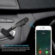 3.5mm Car Bluetooth Kit Audio Receiver Sticker For Mercedes Benz W211 A Class GLA W176 CLK W209 W202 W220 W204 W203 W210 W124 недорого