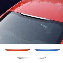 MOPAI ABS Экстерьер автомобиля высокое положение стоп украшения крышка лампы Отделка наклейки для Ford Mustang 2015 до стайлинга автомобилей