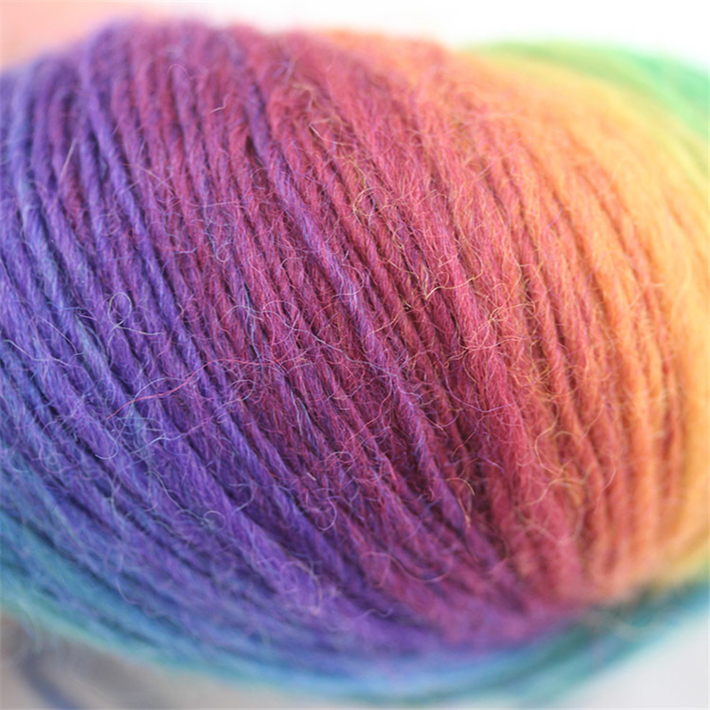 500g 10 Ball 100% Australia Wool Knitting Cashmere High Quality - Arts, Crafts and Sewing - Photo 3