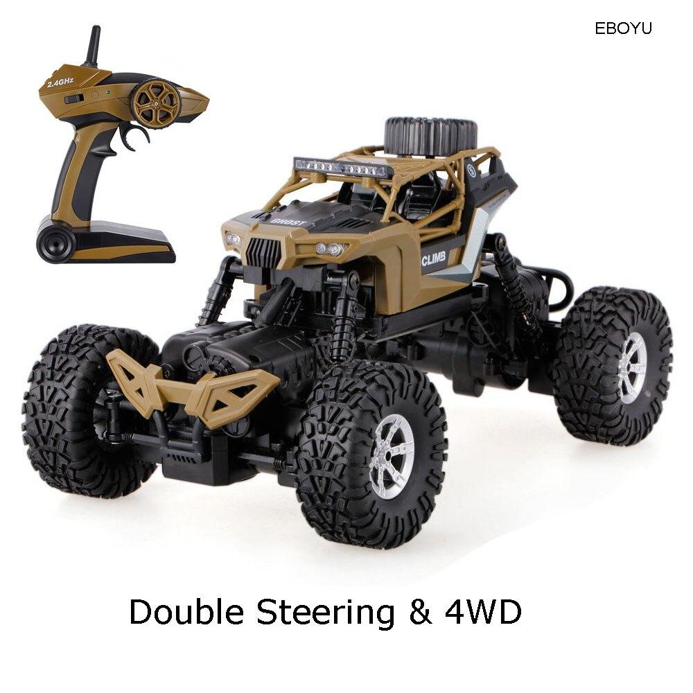JJRC Q15 1/14 2.4GHz 4WD