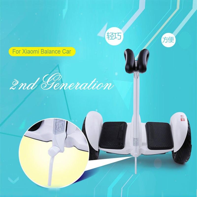 Prix pour Aviation en aluminium Électrique Scooter Béquille Pour Ninebot Mini Xiaomi Équilibre De Voiture Parking Stand Support 2ème génération