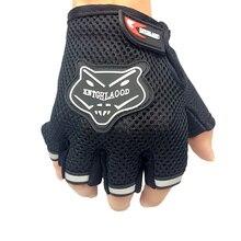 Tnine Hot Gloves Men Fitness Exercise Anti Slip Weight Lifting Gloves Half Finger Body Workout Women
