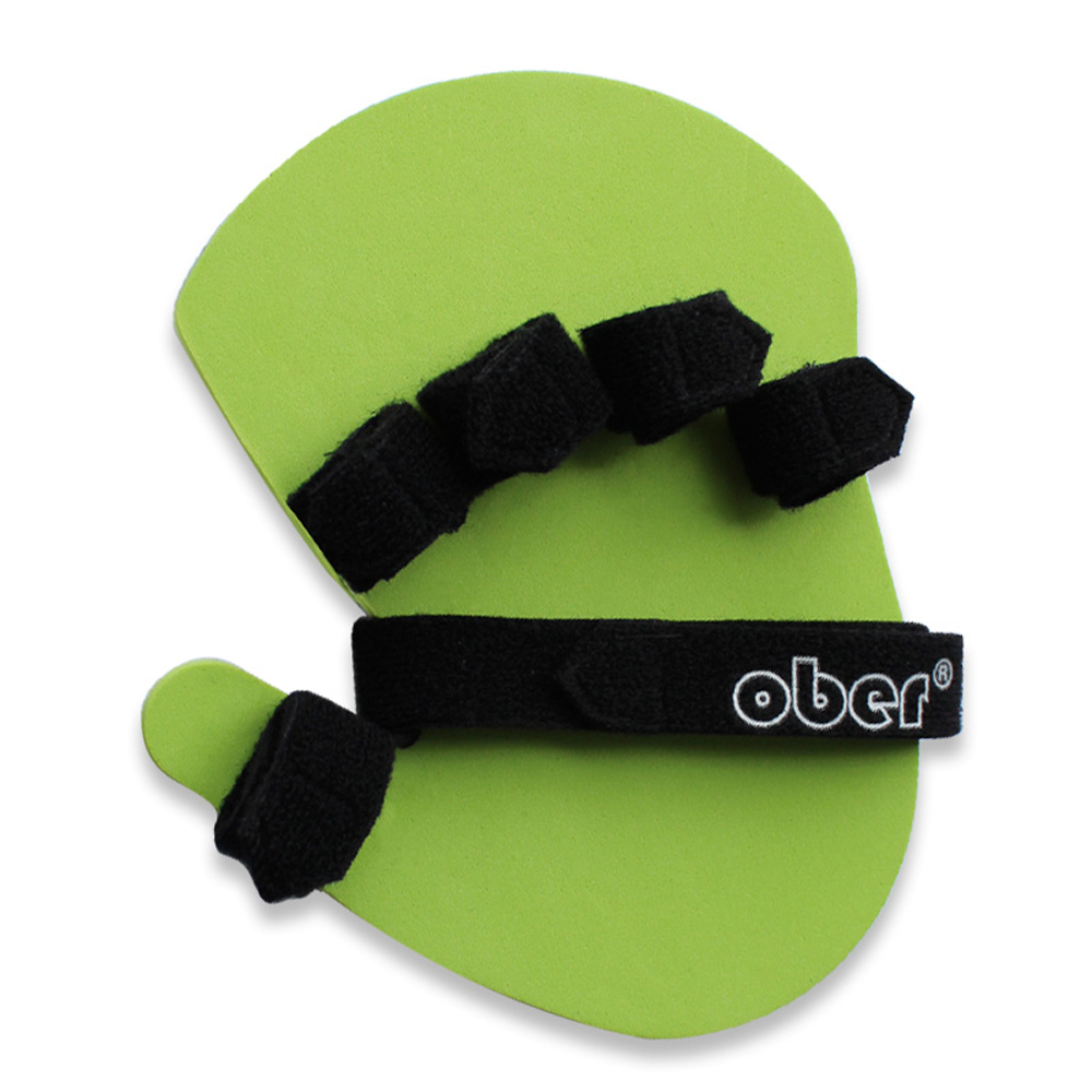 Ober Hand Finger Board Orthosis Split Adjustable Finger Training Device Ober Thumb Wrist Sprain Support Separate Finger Spasm