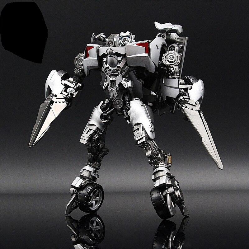 Transformation Deformatiow Figurals Collection Model