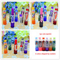 In stock!color changeable cute Lip Balm cola Lipstick Wax Cup Lip Smacker Baby Lips Balm Brand Makeup Fullips Colour Magic