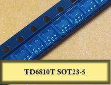 10pcs TD6810  SOT23-5