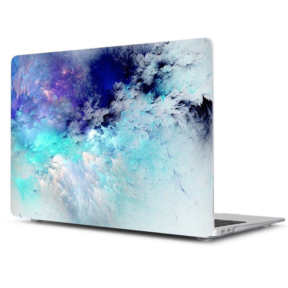 Marble Sky Case for MacBook 154